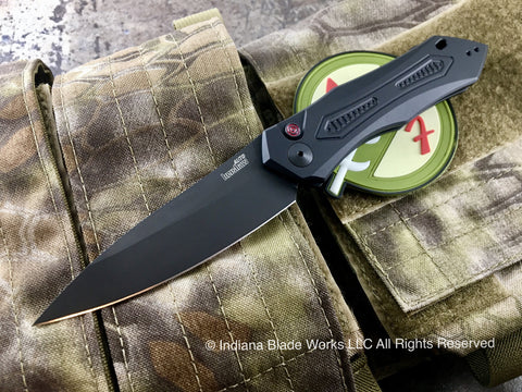 Kershaw Launch 6 Black 7800BLK Automatic USA