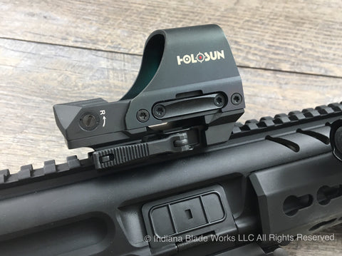 Holosun 510C Open Reflex Circle Dot Sight HS510C