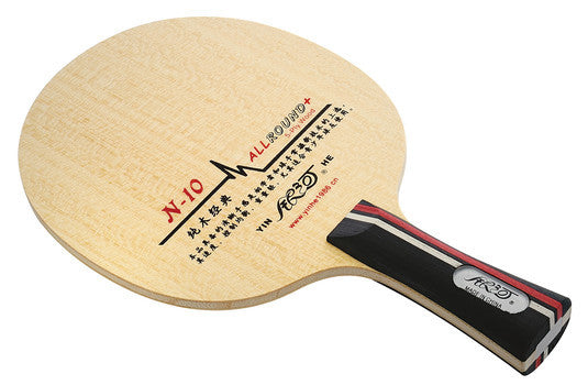 YINHE N10 All round + 5 Ply - TableTennisWarriors.com