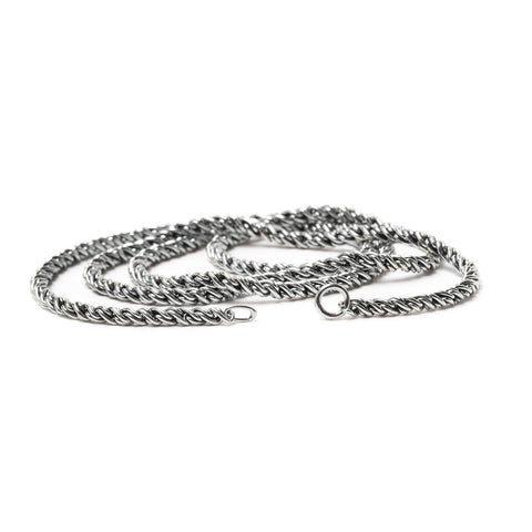Novobeads Silver Necklace