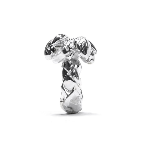 Novobeads Palm Tree, Silver