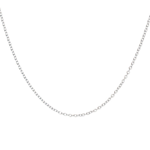 Novobeads Fine Silver Necklace Chain