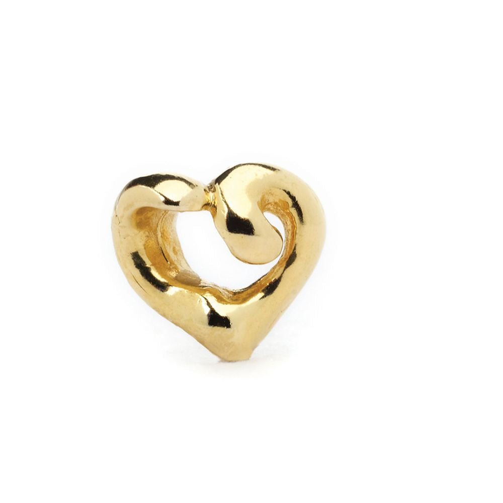 Novobeads Heart, 14K Gold
