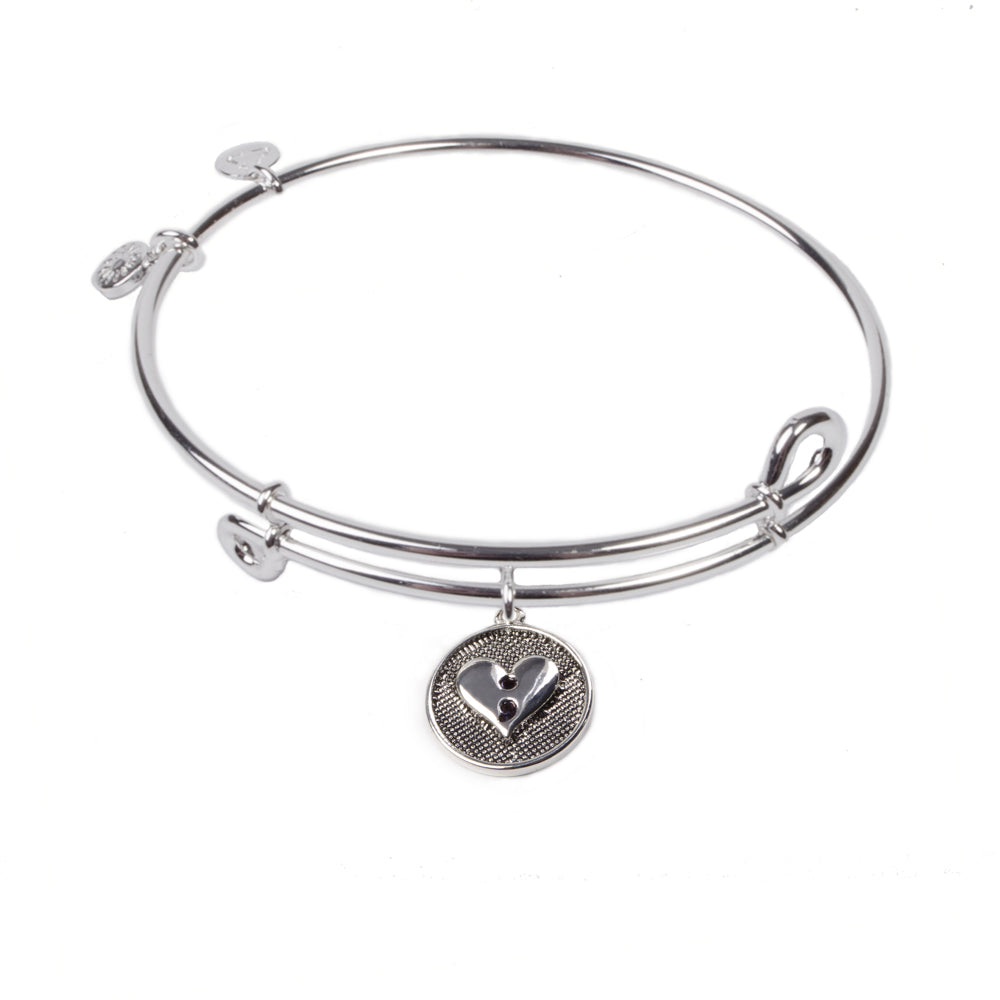 SOL Life, Bangle Sterling Silver Plated