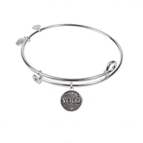 SOL Yolo, Bangle Sterling Silver Plated