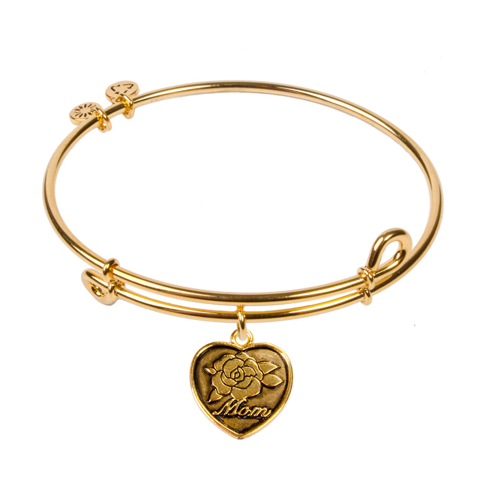 SOL Mom, Bangle 18K Gold Plated