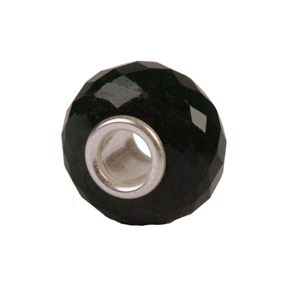 Novobead Faceted Black Onyx