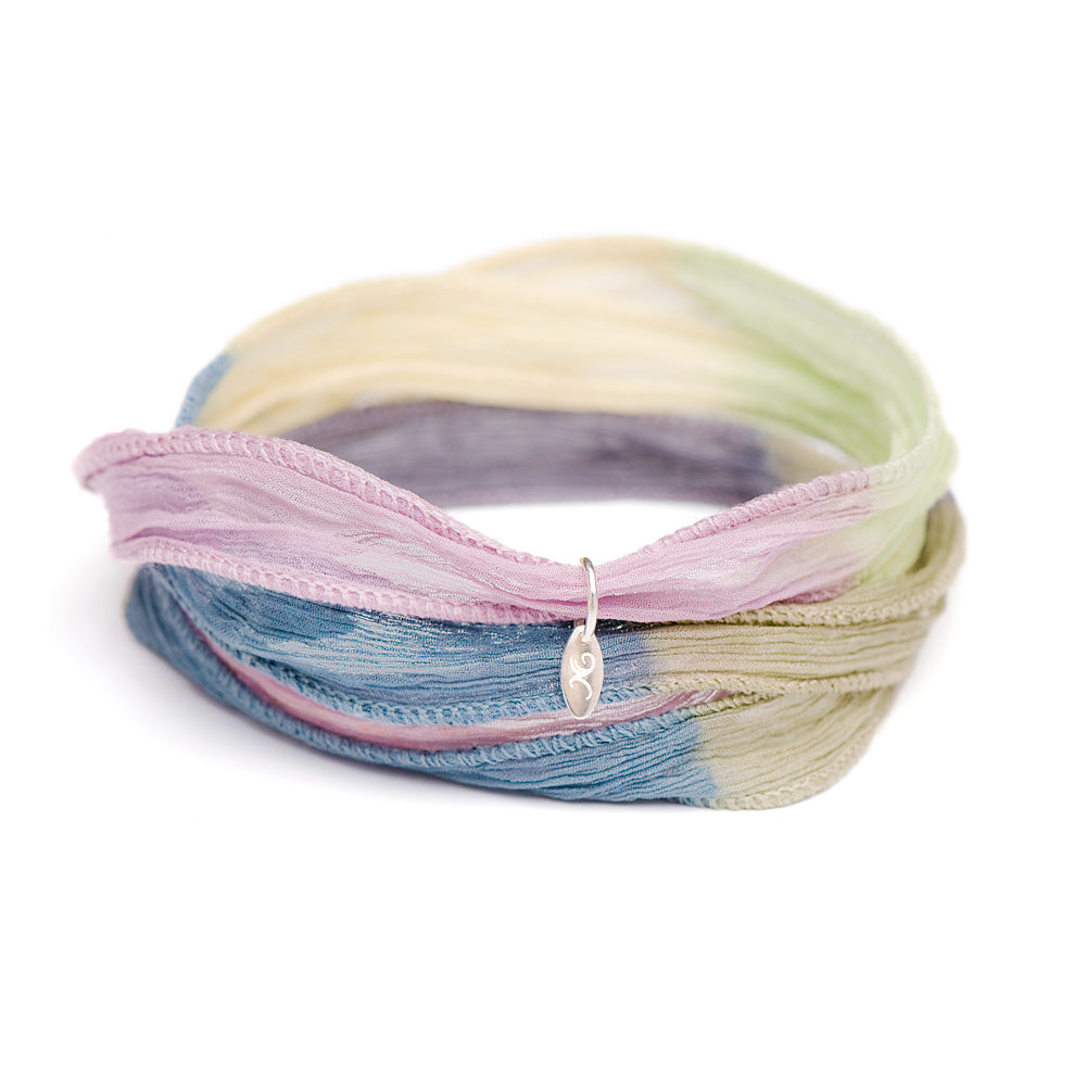 Novobeads Twilight Silk Wrap