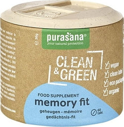 Clean&Green Memory fit Bio 60 Tab.
