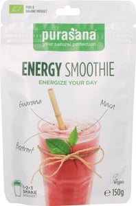 Energy Smoothie Mischung