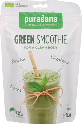 Green Smoothie Mischung