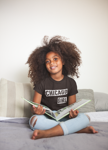 Chicago Girl Shirt (Kids)
