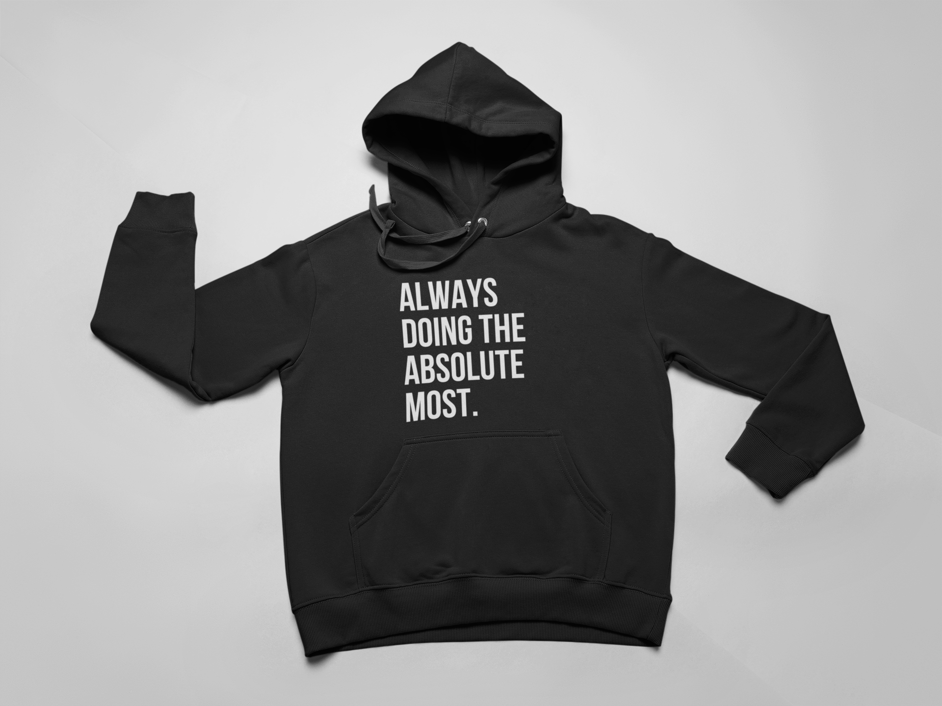 The Most Hoodie