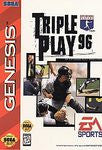 Triple Play 96 for Sega Genesis Game