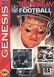 Troy Aikman NFL Football for Sega Genesis Game
