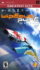 WipEout Pure for PSP Game