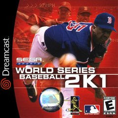 World Series Baseball 2K1 for Sega Dreamcast Game