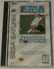 Worldwide Soccer for Sega Saturn Game