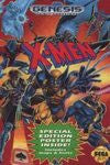 X-Men for Sega Genesis Game