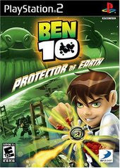 Ben 10 Protector of Earth for Playstation 2 Game