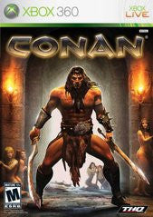 Conan for Xbox 360 Game