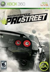 Need for Speed Prostreet for Xbox 360 Game