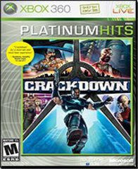 Crackdown for Xbox 360 Game