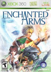 Enchanted Arms for Xbox 360 Game