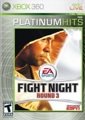 Fight Night Round 3 for Xbox 360 Game
