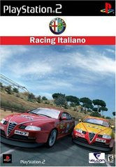 Alfa Romeo Racing Italiano for Playstation 2 Game