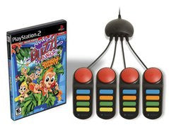 Buzz Junior Jungle Party for Playstation 2 Game