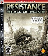 Resistance Fall of Man for Playstation 3 Game