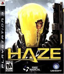Haze for Playstation 3 Game