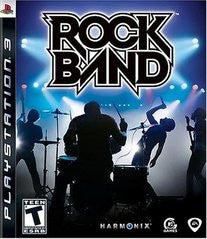 Rock Band for Playstation 3 Game