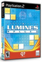 Lumines Plus for Playstation 2 Game