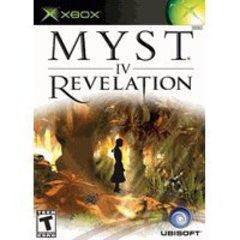 Myst IV Revelation for Xbox Game