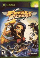 Freaky Flyers for Xbox Game