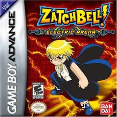 Zatch Bell Electric Arena