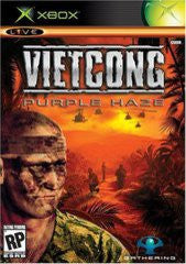 Vietcong Purple Haze for Xbox Game