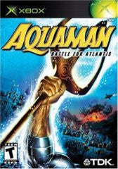 Aquaman Battle for Atlantis for Xbox Game