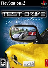 Test Drive Unlimited for Playstation 2 Game