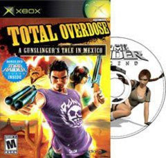 Total Overdose A Gunslinger's Tale in Mexico for Xbox Game