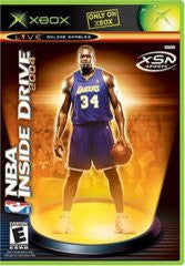 NBA Inside Drive 2004 for Xbox Game