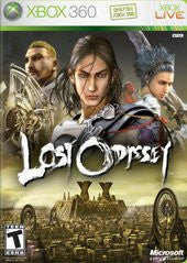 Lost Odyssey for Xbox 360 Game