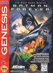 Batman Forever for Sega Genesis Game