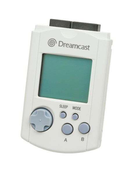 VMU Visual Memory Card