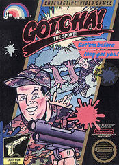 Gotcha for NES Game