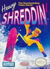 Heavy Shreddin' for NES Game