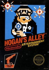 Hogan's Alley for NES Game