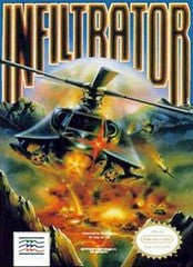 Infiltrator for NES Game